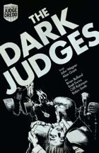 Judge Dredd: The Dark Judges