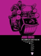 Judge Dredd: The Complete Case Files #5