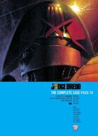 Judge Dredd: The Complete Case Files #18