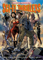 2000 AD Presents: Sci-Fi Thrillers