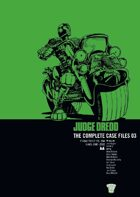 Judge Dredd: The Complete Case Files #3