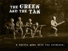 The Green and the Tan on RPGNow.com