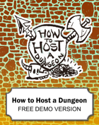 How to Host a Dungeon FREE VERSION