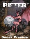 The Rifter #60 Sneak Preview