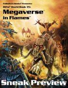 Rifts® Megaverse® in Flames Sneak Preview