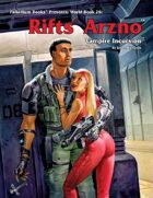 Rifts® World Book 28: Arzno™