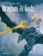 Dragons & Gods™, for Palladium Fantasy RPG® 2nd Edition