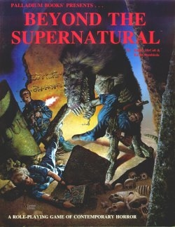 Beyond the Supernatural RPG - 1st Edition Rules on DriveThruRPG.com