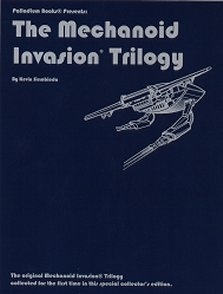 The Mechanoid Invasion Trilogy on DriveThruRPG.com