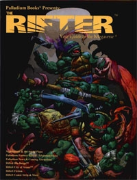 The Rifter #9 on DriveThruRPG.com
