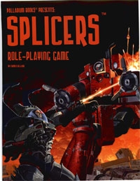 Splicers on DriveThruRPG.com