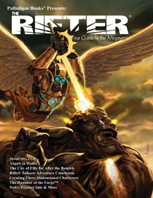 The Rifter #41 on DriveThruRPG.com