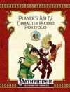 [PFRPG] Player\'s Aid IV: Character Record Portfolio - Form Fillable Version