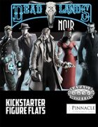 Deadlands Noir: Figure Flats