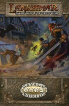 Lankhmar: Savage Tales of the Thieves Guild
