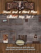 Deadlands Reloaded: Combat Map Set 1