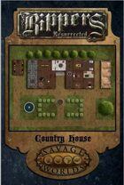 Rippers Resurrected: Combat Map-Country House