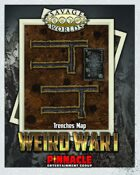 Weird War I: Trenches Combat Map