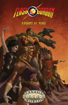 The Savage World of Flash Gordon: Kingdoms of Mongo