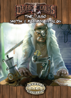 Deadlands Reloaded: Smith & Robards 1880 Catalog