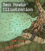 Ben Powis Illustration
