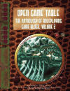 Open Game Table: The Anthology of Roleplaying Game Blogs, Vol. 2