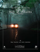 Essential Modern Era Call of Cthulhu Scenarios, vol. 1 [BUNDLE]