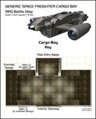 Cargo Bay Battle Map