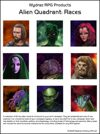 Alien Quadrant - Races