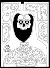 Bree Orlock Designs: Death Lord BW