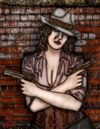 Bree Orlock Designs: Gangster's Moll
