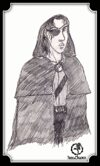 Bree Orlock Designs: The Cloaked Sorcerer