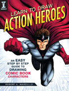 Learn to Draw Action Heroes