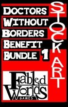Doctors Without Borders Benefit Bundle 1: Stock Art [BUNDLE]