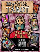 MyStick Tarot: The Mystic Stick Figure Tarot Card Deck