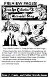 Stock Art Collection 3: Alchemist Shop