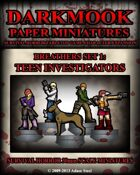 Breathers Set 1: Teen Investigators