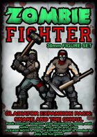 Zombie Fighter Gladiator Expansion Pack:snake And The Ghoul