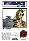 Power Pics Villains 1 -Male Cyborg