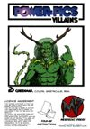 Power Pics Villains 2 -Greenman