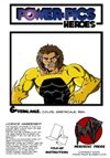 Power Pics Heroes 6 -Feral Male