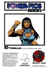 Power Pics Heroes 10 -Strong-Lass