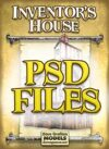 Inventor's House PSD Files