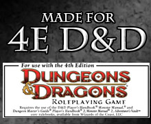 4th Edition D&D