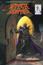 Witch Hunter Volume 1 Trade Expanded Edition