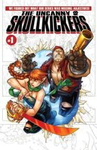 Secret Identity Podcast Issue #526--Skullkickers and Green Lantern