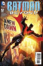 Secret Identity Podcast Issue #705--Ms. marvel and Batman Beyond