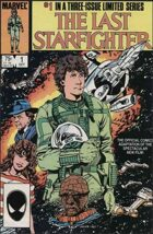 Secret Identity Podcast Issue #231--Rise of Arsenal, Nova and The Last Starfighter