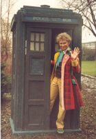 Secret Identity Podcast Issue #246--Colin Baker Talks Doctor Who