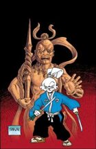 All-New Secret Identity Podcast #23--Creator Spotlight Special: Stan Sakai